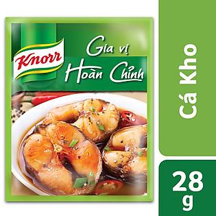 Knorr Gia Vị Hoàn Chỉnh Cá Kho (28G) - 21006082