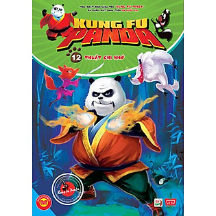 Kung Fu Panda (Tập 12)