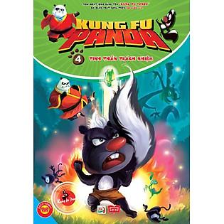 Kung Fu Panda (Tập 4)