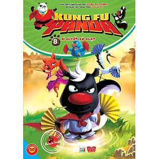 Kung Fu Panda (Tập 8)