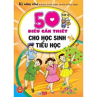Kỹ Năng Sống Dành Cho Học Sinh Tiểu Học - Tập 2