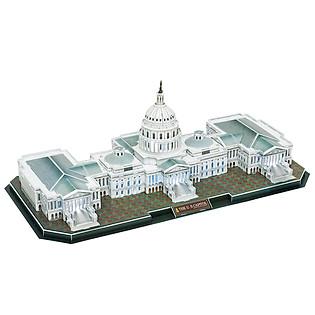 Mô Hình Giấy Cubic Fun: Capitol Led [L193h]