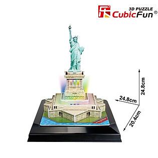 Mô Hình Giấy Cubic Fun: Nữ Thần Tự Do [L505h]