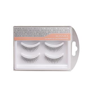 Lông Mi Giả Ấn Tượng Missha Eye Makeup Lash Professional (No.11/Lucid & Clean Lash) M3855