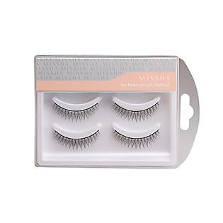 Lông Mi Giả Tự Nhiên Missha Eye Makeup Lash Natural (No.1/Short & Light) M3851