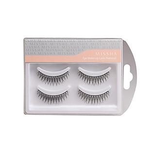Lông Mi Giả Tự Nhiên Missha Eye Makeup Lash Natural (No.4/Long & Clear) M3854