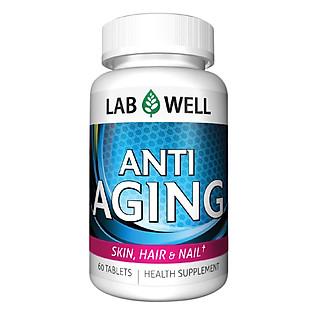 Thực Phẩm Chức Năng Chống Lão Hóa Và Hỗ Trợ Làm Đẹp Da Móng Tóc Lab Well Anti Aging