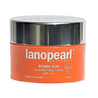 Kem Dưỡng Chống Nắng Cao Cấp SPF30  Lanopearl - LB51