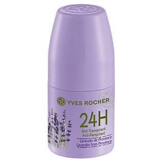 Lăn Khử Mùi Yves Rocher Oải Hương 24H Anti Perspirant Provencal Lavandin (50Ml) - Y101565