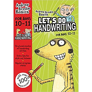 Let's Do Handwriting For Age 10 -11