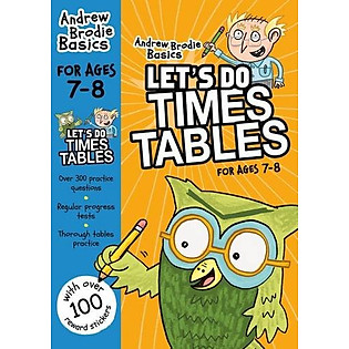 Let's Do Times Tables For Age 7 - 8