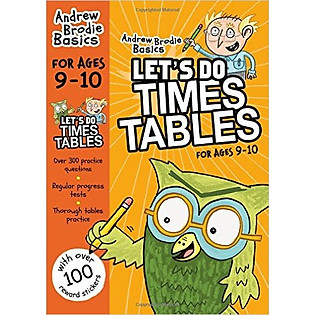 Let's Do Times Tables  For Ages 9 - 10