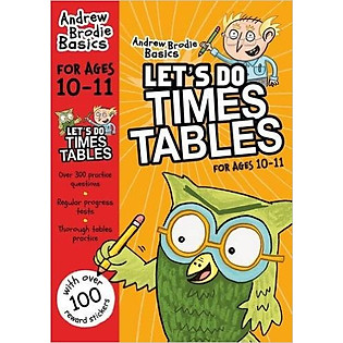 Let's Do Times Tables For Ages 10 - 11