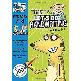 Let's Do Handwriting For Age 7 - 8
