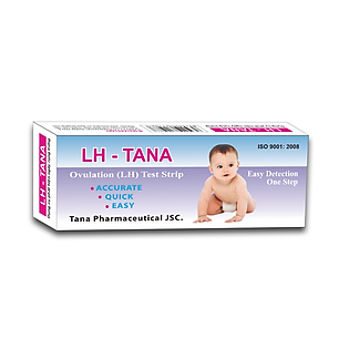 Combo 2 Que Thử Rụng Trứng LH TANA Red Seal LH Ovulation 4.0