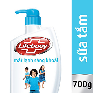 Sữa Tắm Lifebuoy Mát Lạnh Sảng Khoái 850G - 32866110
