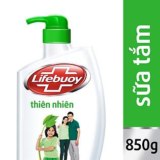 Sữa Tắm Lifebuoy Thiên Nhiên 850G - 32866112