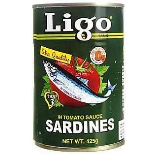 Cá Mòi Sốt Cà Ligo 425G