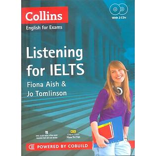 Collins - Listening For IELTS (Kèm 2 CD)