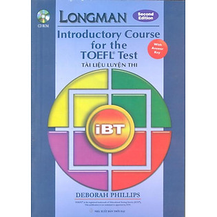 Longman Introductory Course For The Toefl Test - Tài Liệu Luyện Thi Ibt (With Answer Key)