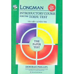 Longman Introductory Course For The Toeft Test - The Paper Test (Kèm CD)