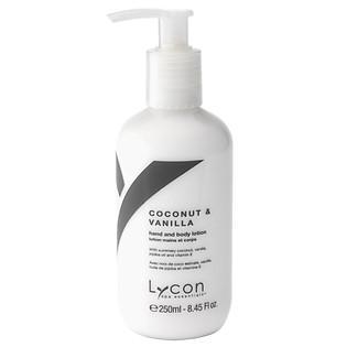 Dưỡng Thể Dừa & Vanilla LYCON Coconut & Vanilla Hand And Body Lotion (250Ml)