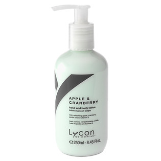 Dưỡng Thể Táo & Việt Quấc LYCON Apple & Cranberry Hand And Body Lotion (250Ml)