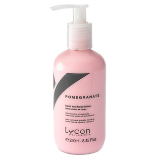 Dưỡng Thể Thạch Lựu LYCON Pomegranate Hand And Body Lotion (250Ml)