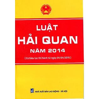 Luật Hải Quan Năm 2014