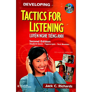 Tactics For Listening - Luyện Nghe Tiếng Anh
