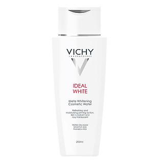Tonic Dạng Tinh Chất Làm Trắng Da & Giảm Thâm Nám Vichy Ideal White Meta Whitening Cosmetic Water - M8621600 (200Ml)