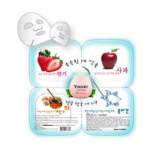 Mặt Nạ Dưỡng Da Yogurt Và Trái Cây Miraculous B518