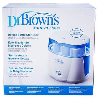 Máy Tiệt Trùng Bình Sữa Deluxe Dr.Brown's 856