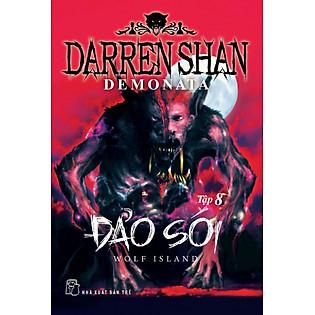 Darren Shan Demonata - Tập 08: Đảo Sói