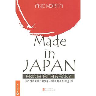 Made In Japan: Chế Tạo Tại Nhật Bản (Tái Bản)