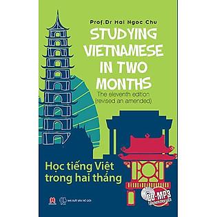 Học Tiếng Việt Trong Hai Tháng (Kèm CD)