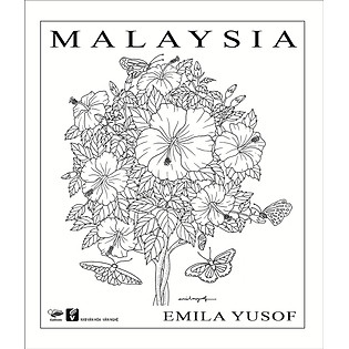Malaysia (Sách Tô Màu)