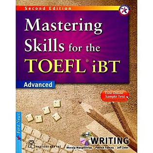 Mastering Skills For The Toefl IBT  Writing - Kèm 1 CD