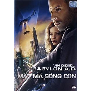 Mật Mã Sống Còn - Babylon A.D(DVD9)