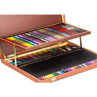 Bộ Vẽ Đa Năng Hiệu Hộp Gỗ Colormate 92W