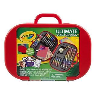 Bộ Dụng Cụ Vẽ Crayola 0456740000/0456740001