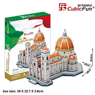 Mô Hình Giấy Cubic Fun: Cattedrale Di Santa Maria Del Fiore [Mc188h]