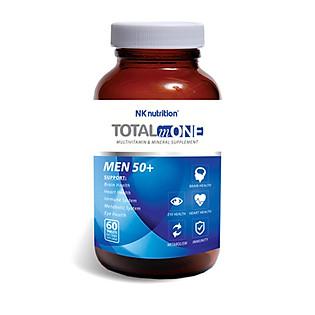 Thực Phẩm Chức Năng Viên Uống Tăng Cường Sức Khỏe NK Nutrition Total In One Men 50+ (60 Viên)