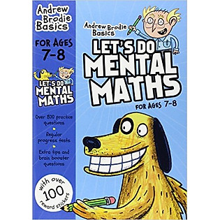 Let's Do Mental Mas For Ages 7 - 8