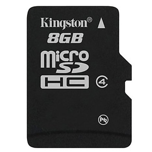 Thẻ Nhớ Micro SD Kingston 8GB Class 4