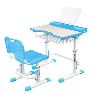 Bộ Bàn Học Thông Minh Best Desk Midi – Xanh Da Trời