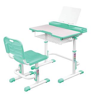 Bộ Bàn Học Thông Minh Best Desk Midi – Xanh Lá