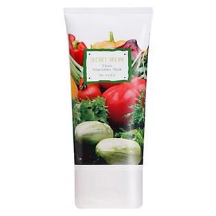 Mặt Nạ Dưỡng Rau Củ MISSHA Secret Recipe Clean Vegetables Mask - M1015