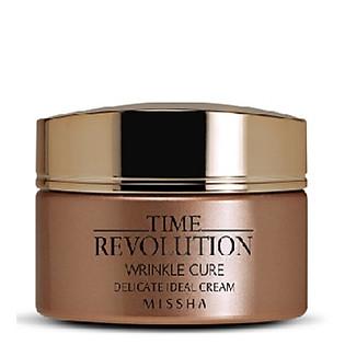 Kem Dưỡng Time Revolution Wrinkle Cure Delicate Ideal Cream Missha - M5561