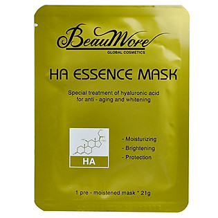 """""""Mặt Nạ Beaumore – New (Collagen, HA, Peg-40, Pearl)"""""""